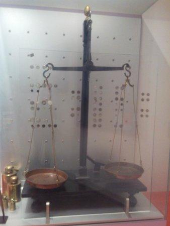 Musée Basque : balance basque