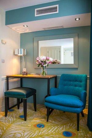Hotel Le Clos Medicis : Deluxe room
