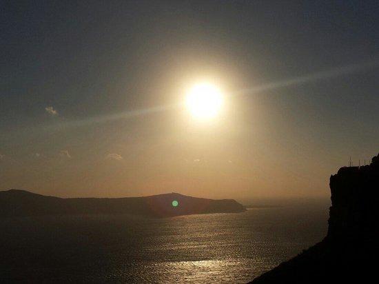 Pelekanos : Sunset offerte Santorini