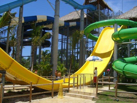 Memories Splash Punta Cana: Our favorite slide