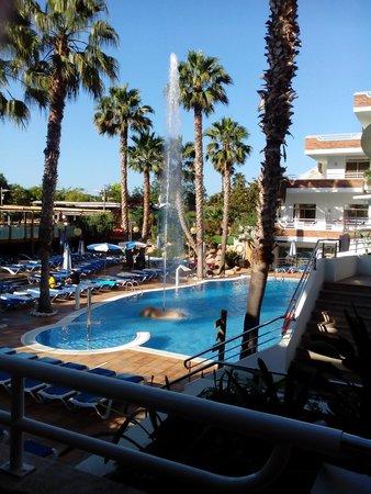 Hotel Indalo Park : piscine