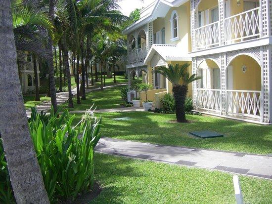 Royal Hideaway Playacar: Beautiful villas