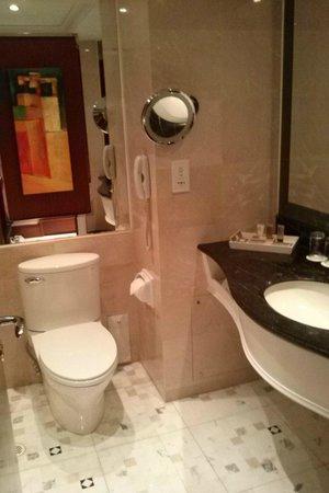 Hotel Royal Macau: ห้องน้ำ