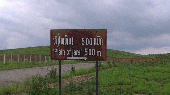 Llanura de las Jarras: Plain of jars site