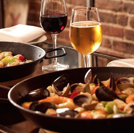 Photo of Spanish Restaurant Socarrat Paella Bar at 953 Second Avenue, New York, NY 10022, United States