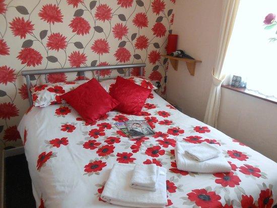 Arties Hotel: Double Room 9