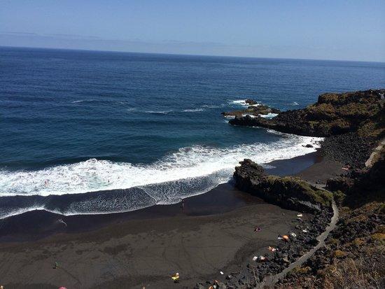Playa Bollullo: bollullo