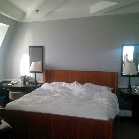 Fairmont Le Chateau Frontenac: Bedroom