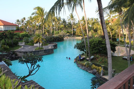 The Laguna, a Luxury Collection Resort & Spa: View of Lagoon