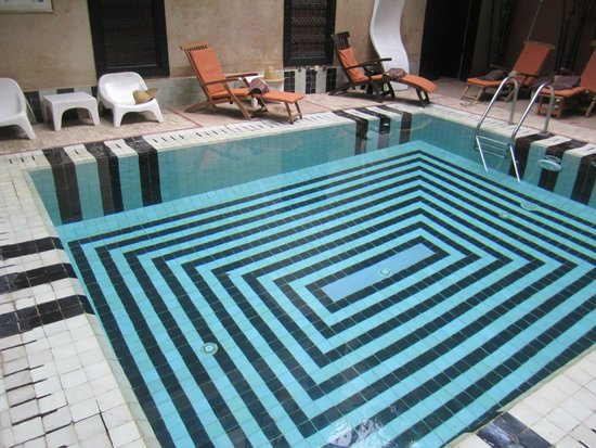 Riad Malika: Hotel Pool