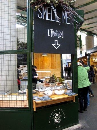 Borough Market: Take advantage of the free smells