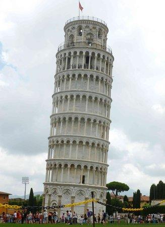 Der Schiefe Turm von Pisa: La Torre Pendente