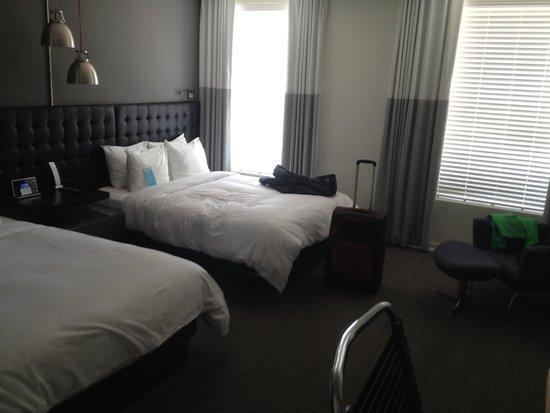 Hotel Zetta San Francisco: 2 Queen Room - 2