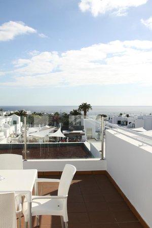 Gloria Izaro Club Hotel: Vår balkong