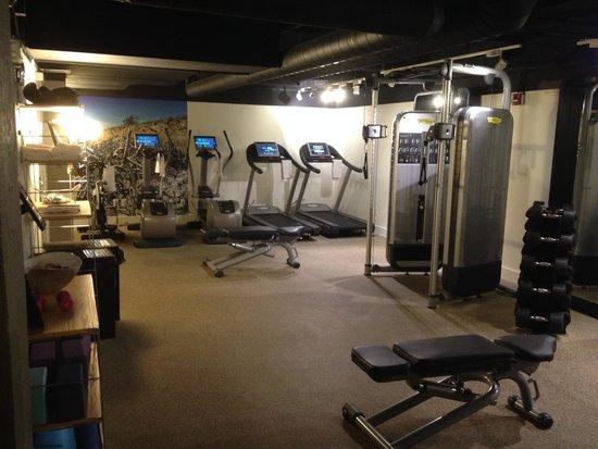 Hotel Zetta San Francisco : Gym
