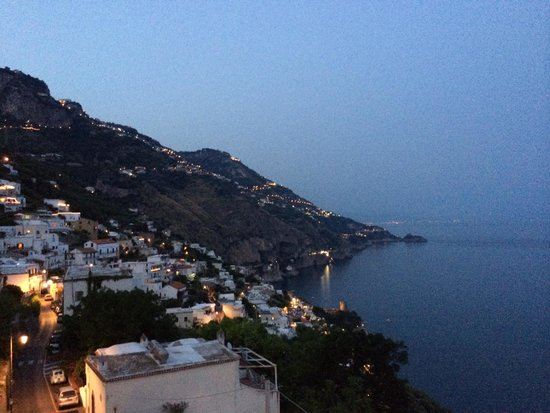 Hotel Margherita: Evening view