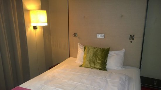 Clarion Collection Hotel Folketeateret : Single Room