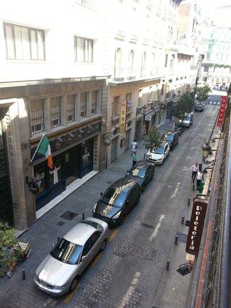 Apartamentos Principe 11: Vista desde la habitación
