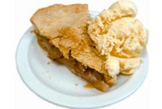 Minnesota Nice Cafe: Homemade pies
