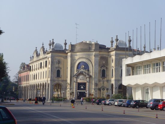 Reiter Hotel: Palacio do Festival de Cinema no Lido de Veneza