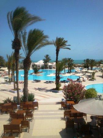 El Mouradi Djerba Menzel: piscine principale