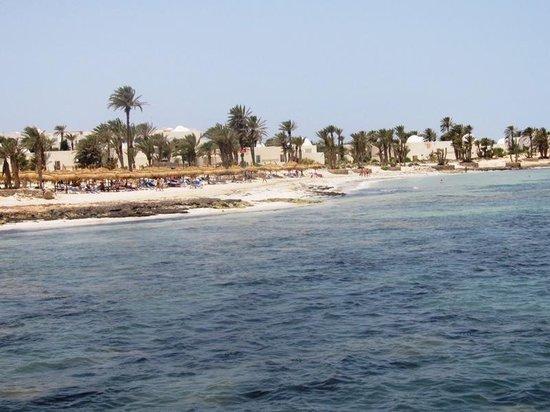 El Mouradi Djerba Menzel: une des plages