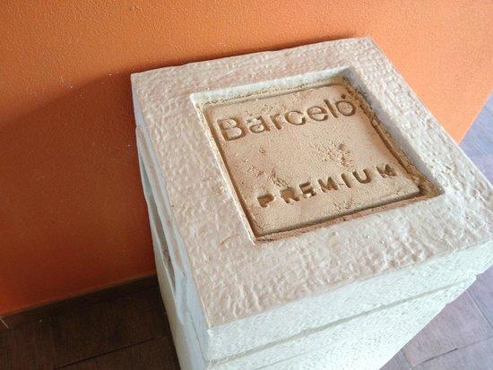 Barcelo Bavaro Palace : Обычная пепельница)