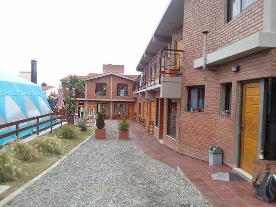 Altos del Champaquí Apart y Spa: Acceso