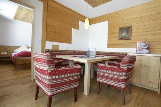 Hotel Austria: Appartement
