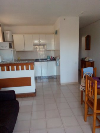 Comodoro Apartments: view of the apartment