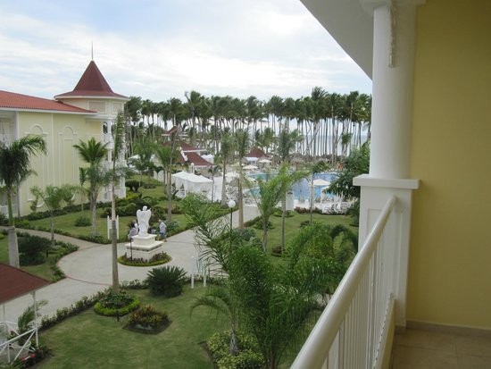 Luxury Bahia Principe Bouganville Don Pablo Collection: View from the room