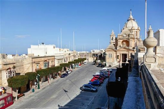 Nadur, Malta: The place of St Peter & Paul
