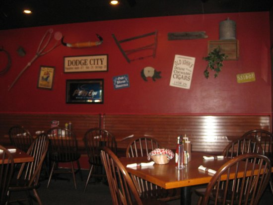 Rib City: decor