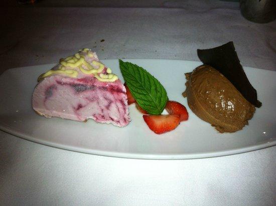 Rheinterrassen: Dessert