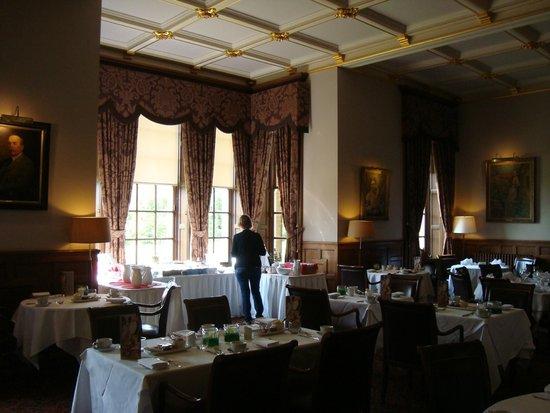 Crathorne Hall Hotel: Buffet breakfast