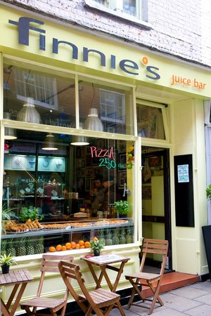 Finnie's Juice Bar