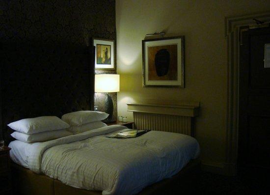 Crathorne Hall Hotel: Bedroom