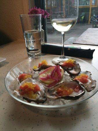 Little Mermaid: Oysters