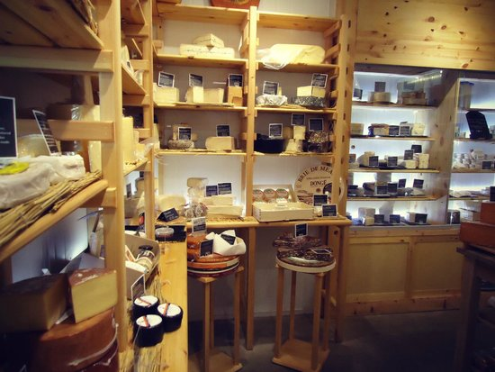 The Cheese Pantry at Connage