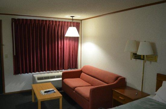 Knights Inn Syracuse/Liverpool : Room 3