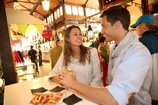NeoMagna Madrid: Bares y restaurantes