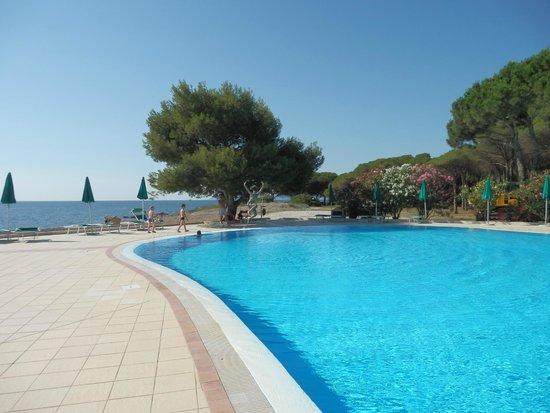 Club Hotel Marina Seada Beach : Bellissima