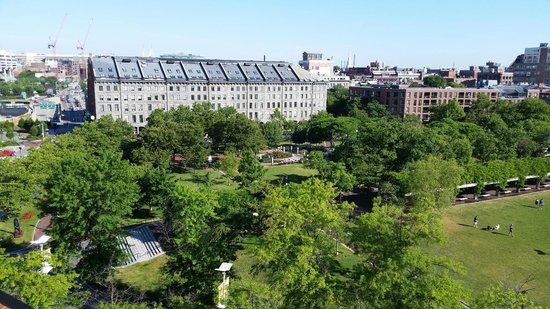 Boston Marriott Long Wharf : Park View
