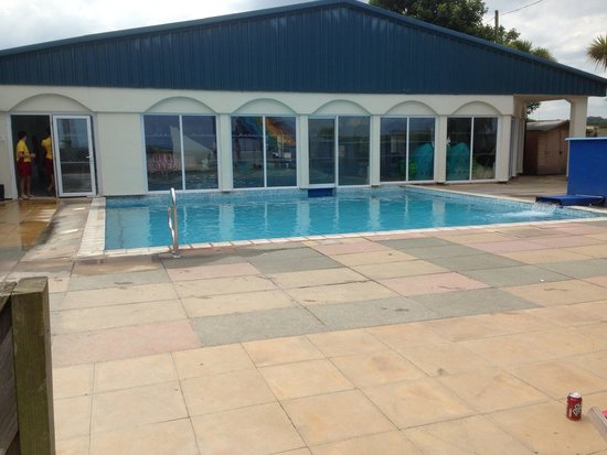 Doniford Bay Holiday Park - Haven: Outdoor pool
