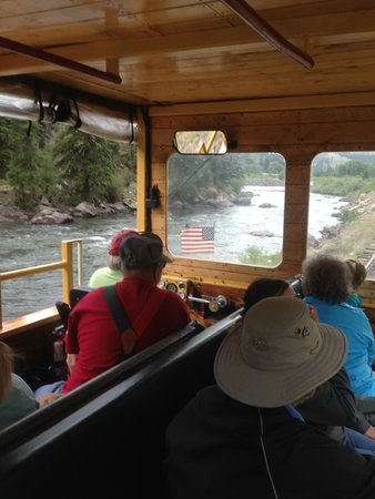 Denver & Rio Grande Railroad: Train tour