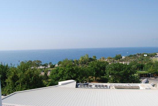 Hotel SU: vista dalla camera