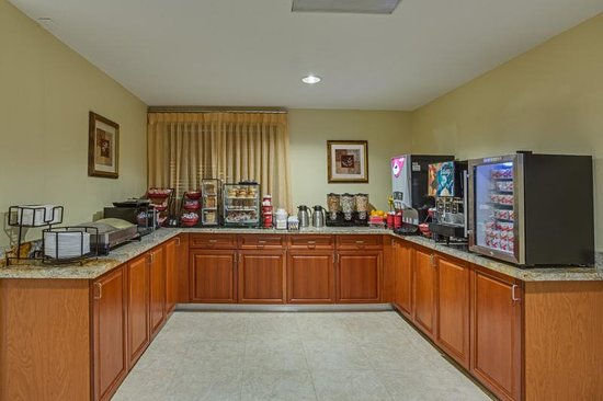 Best Western Plus Fort Lauderdale Airport/Cruise Port: Breakfast Area
