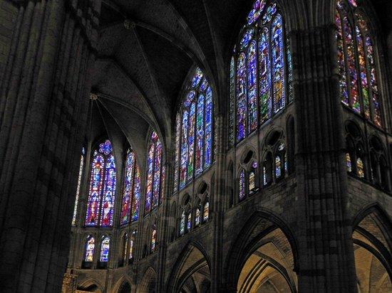 Santa Maria de Leon Cathedral: Vidrieras de la Catedral de León