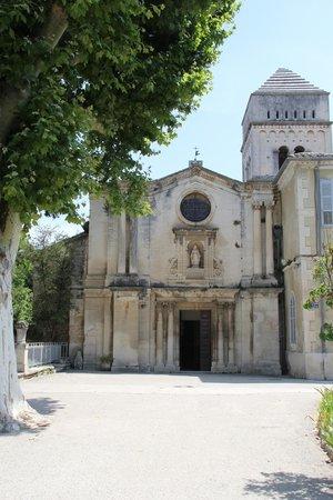 Saint-Paul de Mausole : On Site Chapel