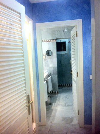 Hotel Jardin Tropical : Bathroom